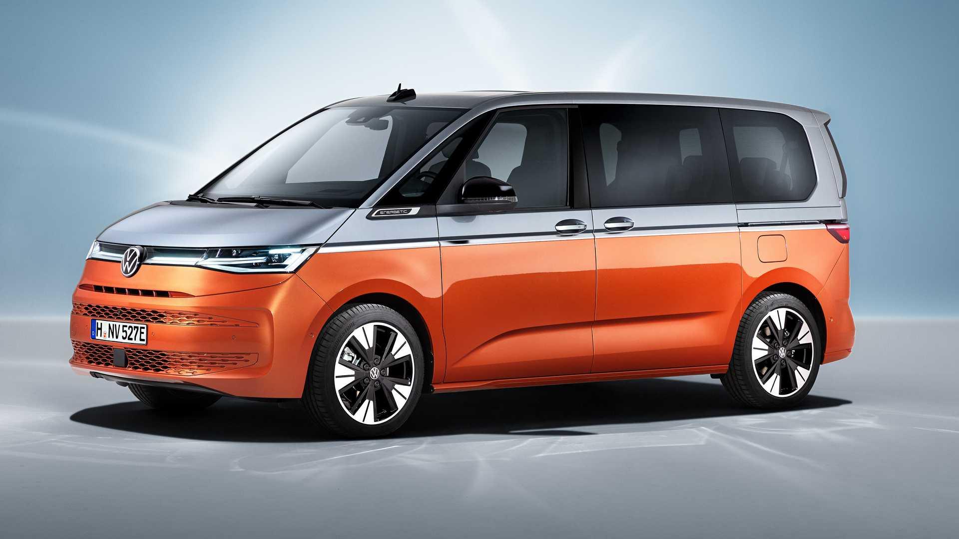 Volkswagen Multivan T7 nowa generacja