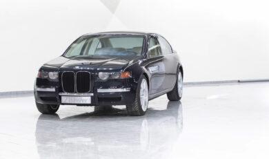 Wielkie nerki w BMW to pomysł sprzed 25 lat