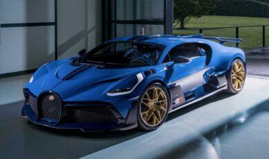 Ostatnie Bugatti Divo opuściło fabrykę w Molsheim