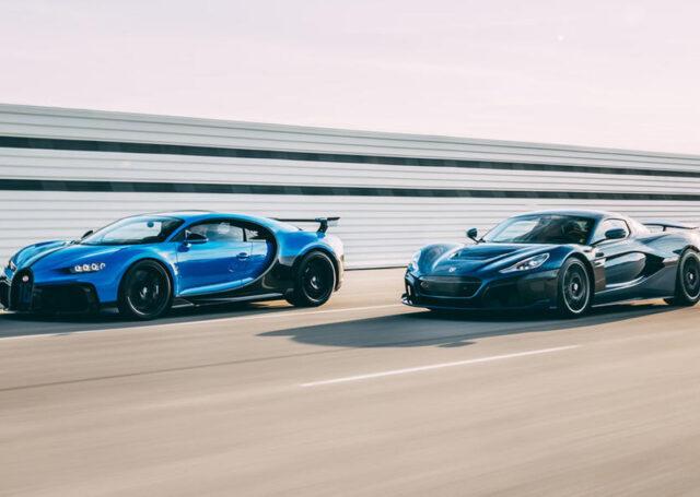 Rimac i Bugatti w tandemie. Połączenie sił oznacza nowe zelektryzowane superauta na rynku