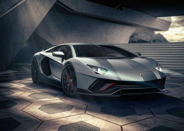 Lamborghini Aventador Ultimae, czyli ostateczne pożegnanie modelu Aventador