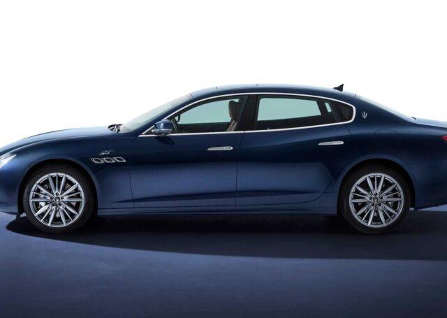 Maserati przedstawia nowe poziomy wykończenia swoich modeli – GT, Modena i Trofeo