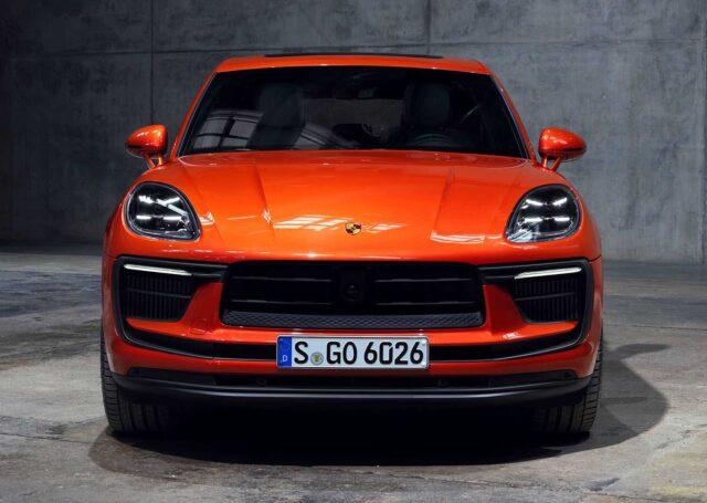 Porsche Macan po liftingu i z nową ceną