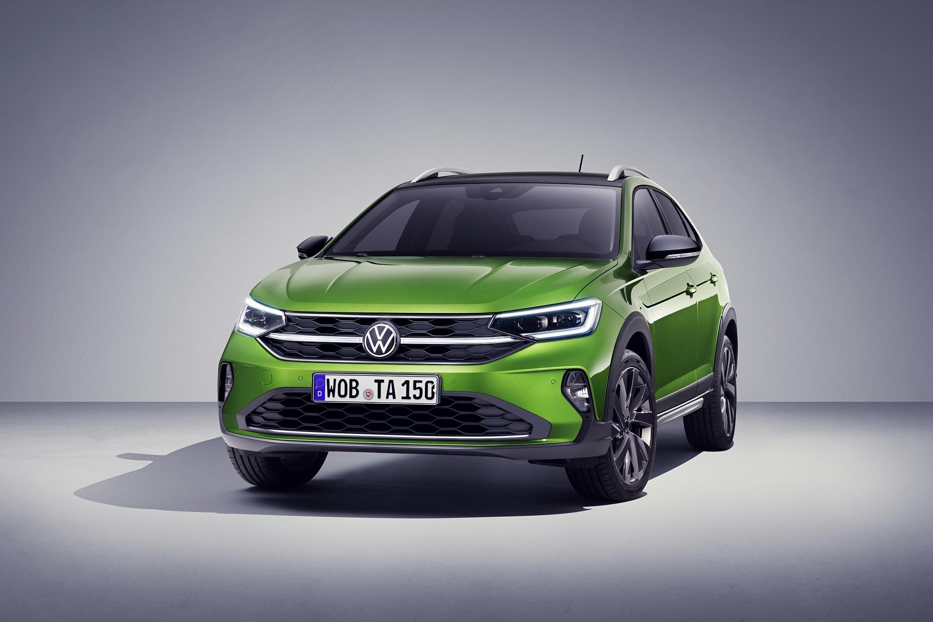 Volkswagen Taigo crossover coupe