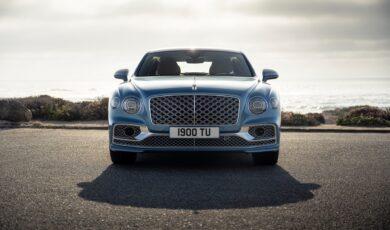 Bentley Flying Spur Mulliner jeszcze bardziej luksusowy