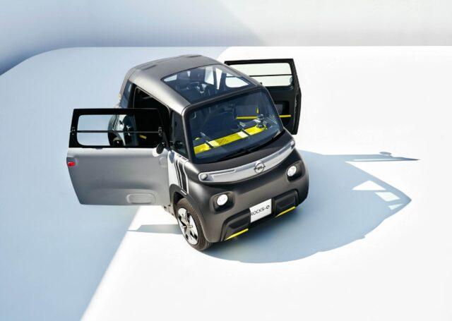 Opel Rocks-e – elektryczny maluch do miasta