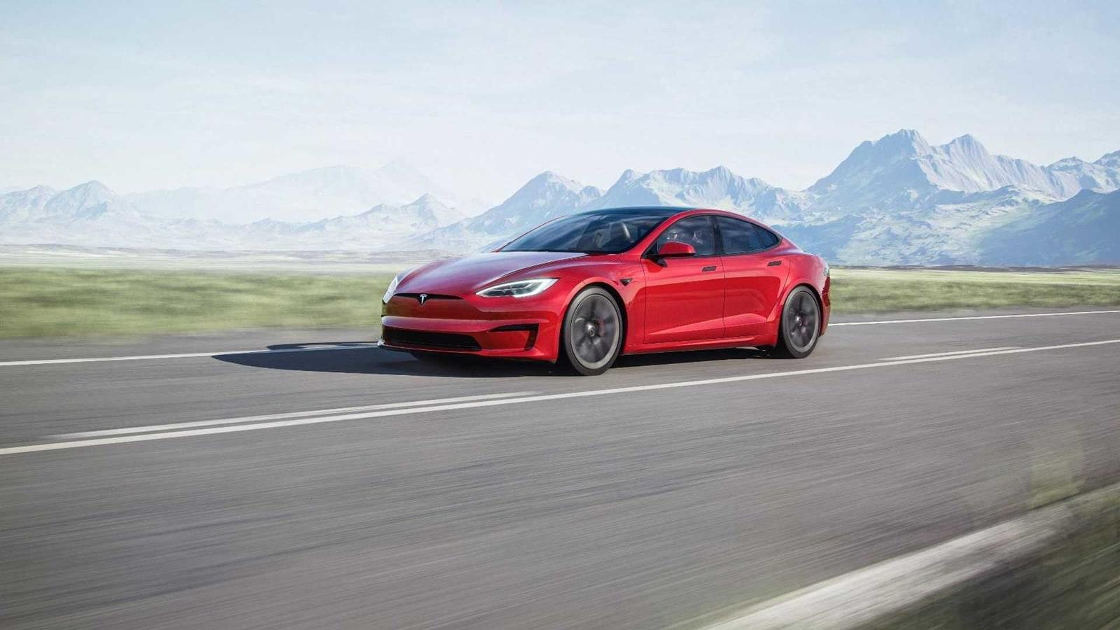 Tesla Model S Plaid to najszybszy elektryczny sedan na swiecie