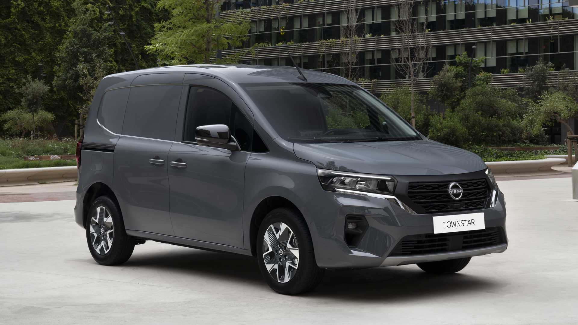 Nissan Townstar 2022