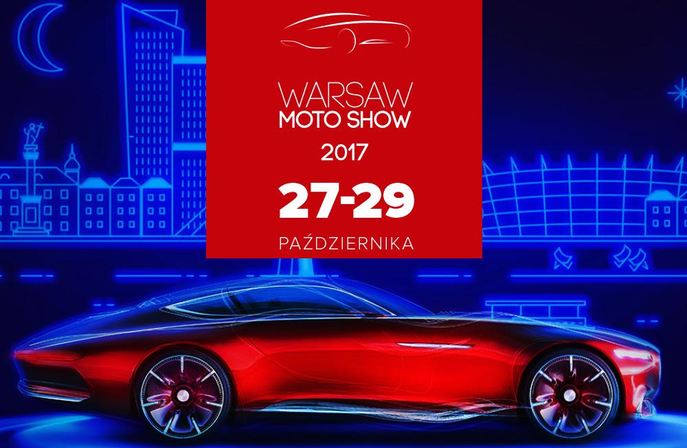 Targi Warsaw Moto Show
