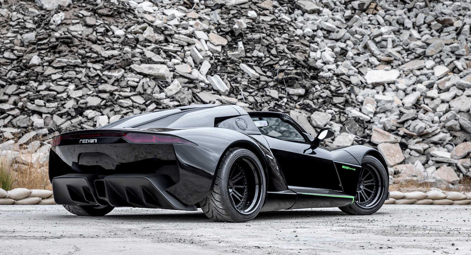 Beast Alpha X Blackbird