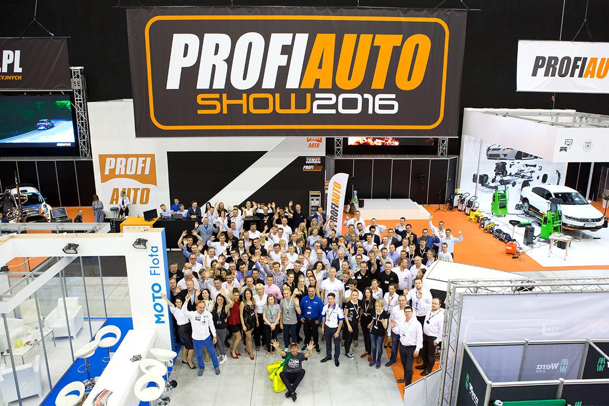 ProfiAuto Show 2016 - zobacz galerię zdjęciową