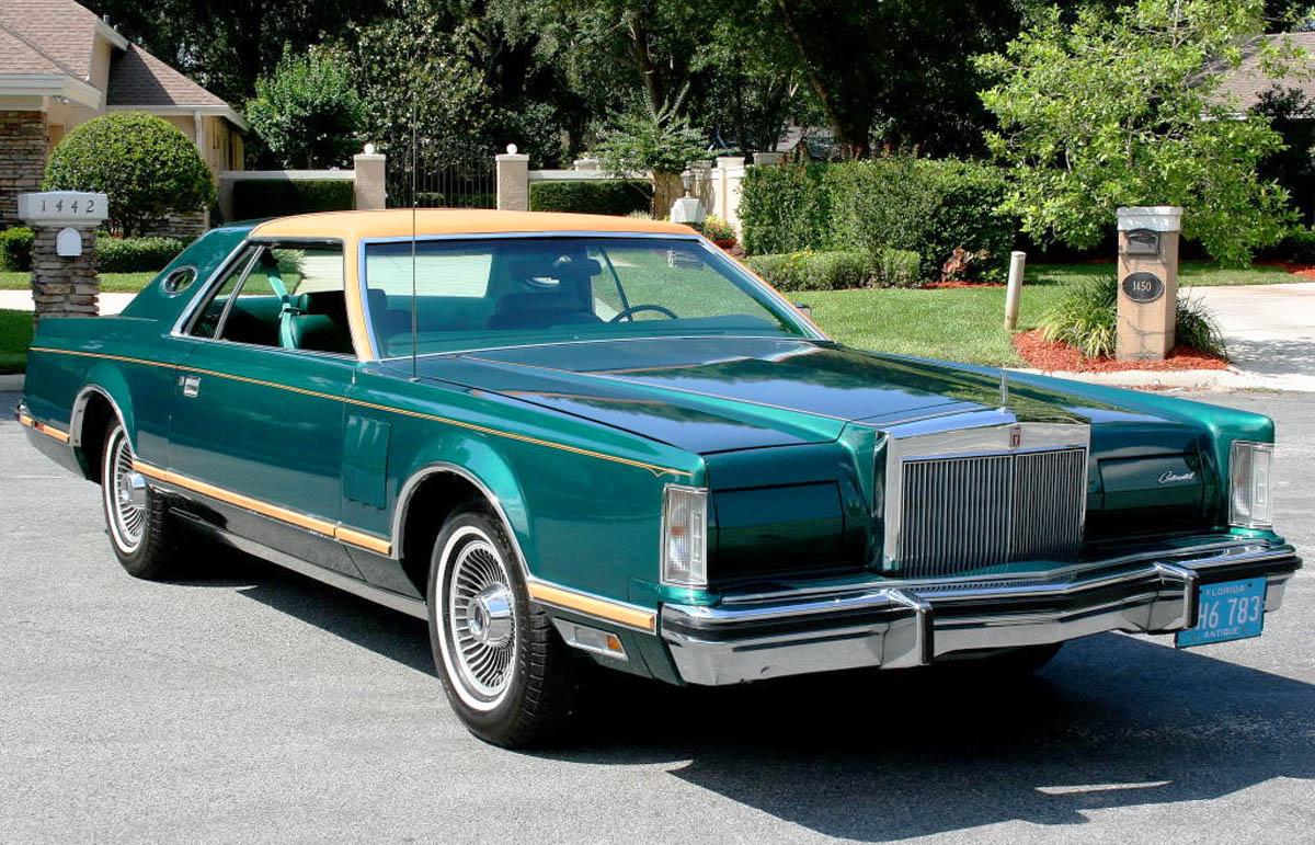 Lincoln Continental Designer Edition (1977-1979)
