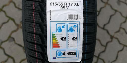 Jak číst štítky pneumatik