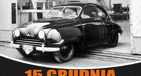 Rozpoczęcie produkcji pojazdu marki Saab