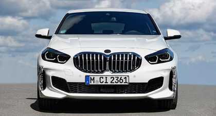 BMW 128ti – dla młodych gniewnych