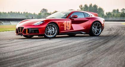 Touring Superleggera Aero 3, czyli Ferrari stylizowane na Alfę Romeo