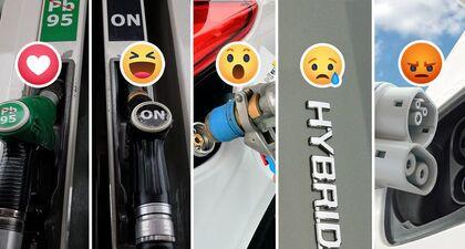 Które źródło napędu jest Twoim zdaniem najbardziej ekonomiczne❓  #ProfiAuto #benzyna #on #lpg…