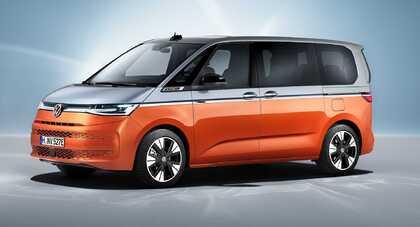 Volkswagen Multivan T7 debiutuje w wersji hybrydowej (plug-in)