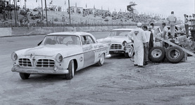 Pierwszy wyścig Grand National Daytona