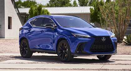 Lexus NX 2022 – bestseller japońskiej marki w nowym wydaniu