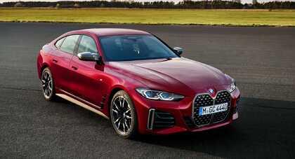 Oto nowe BMW serii 4 Gran Coupe