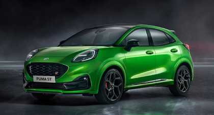 Ford Puma ST – Puma staje się hot crossoverem