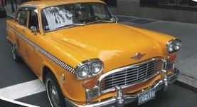 Produkcja pierwszej taksówki Checker