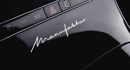 Mercedes Manufaktur upodobni twoją klasę S do modelu z przeszłości
