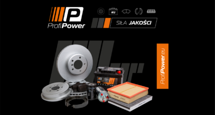 Handlowcy stawiają na części ProfiPower