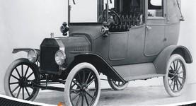 Produkcja Forda Model T