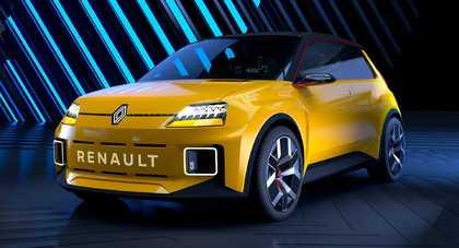 Renault 5 odrodzi się jako auto elektryczne