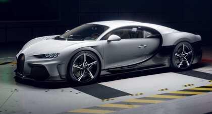 Bugatti Chiron Super Sport – limitowany Grand Tourer o kosmicznych osiągach