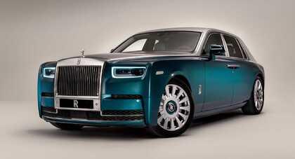 Rolls-Royce z rekordową sprzedażą