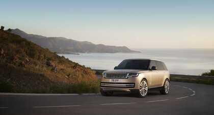 Range Rover debiutuje w nowej odsłonie