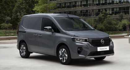Oto Nissan Townstar, czyli krewniak Renault Kangoo