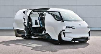 Porsche Vision Renndienst ma wnętrze, w którym można się poczuć jak w McLarenie F1