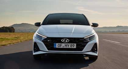 Hyundai i20 w sportowej i atrakcyjnej oprawie N Line