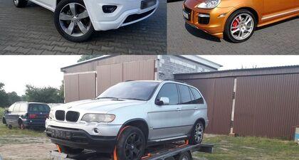 Nowe auta z roku na rok drożeją, dlatego Polacy rzucili się na używane samochody z zachodu. Popyt na…