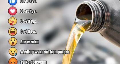Jak często wymieniasz olej❓  #ProfiAuto #DoradcaProfiAuto #olej #wymiana