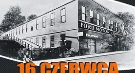 Henry Ford założył firmę Ford Motor Company