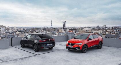 Renault Arkana w modnym nadwoziu niebawem w sprzedaży