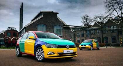 Volkswagen Polo Harlekin w jednorazowym wydaniu