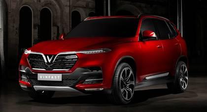 VinFast President – wietnamski pomysł na luksusowego SUV-a