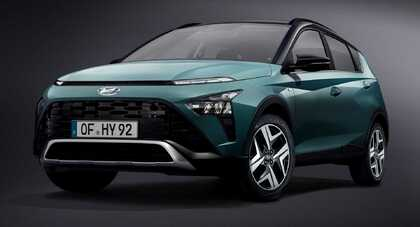 Hyundai Bayon – nowy crossover do miasta