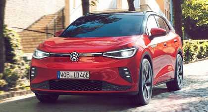 Volkswagen ID.4 GTX – elektryczny crossover o sportowych aspiracjach