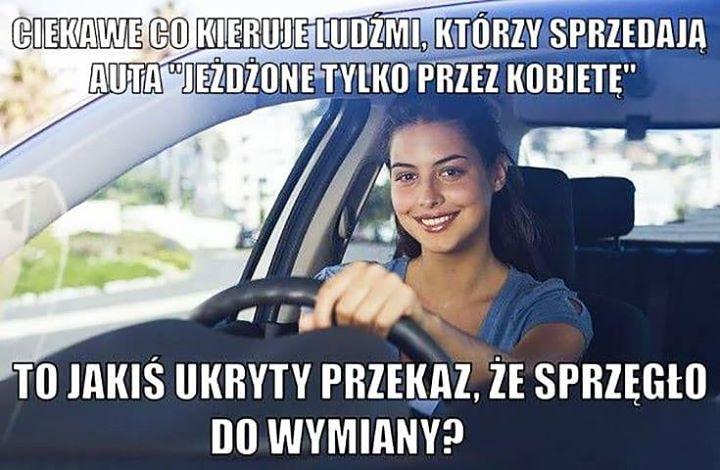 Jeździła kobieta (…) Jakie jest Twoje zdanie – zaleta czy wada❓  #ProfiAuto #DoradcaProfiAuto…
