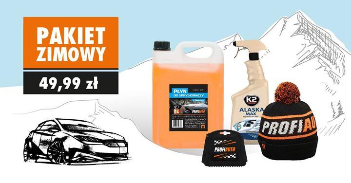 ❄🌨 Zima daje się we znaki? W sklepach #ProfiAuto znajdziesz wszystkie akcesoria, które pozwolą Ci…