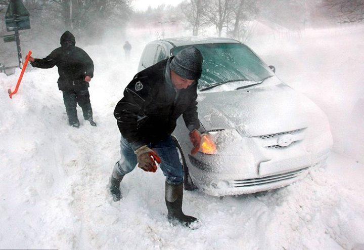 Jest grupa kierowców, która nigdy nie widziała takiej zimy  Przez kilka ostatnich lat śnieg padał…
