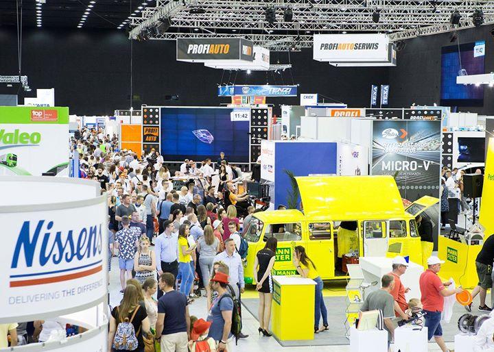 Najważniejsze światowe marki #automotive na ProfiAuto Show 2019❗🚘  W tym roku w Spodek i…