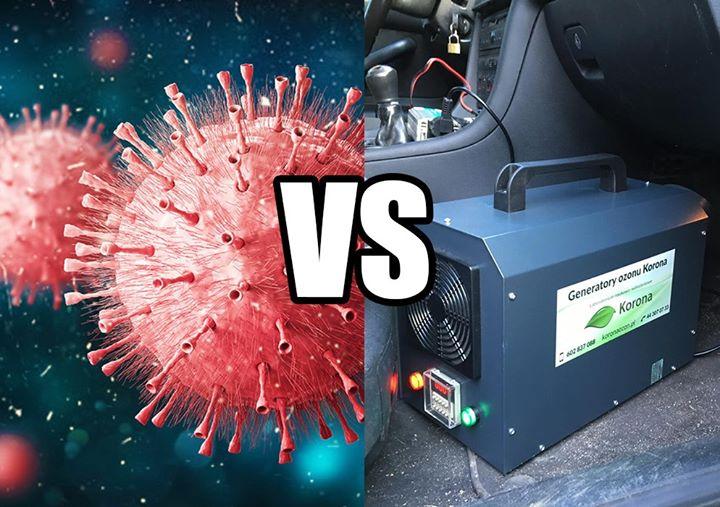 Ozonowanie samochodu zabija wirusy, bakterie oraz inne drobnoustroje⚠  Część kierowców niestety nie…